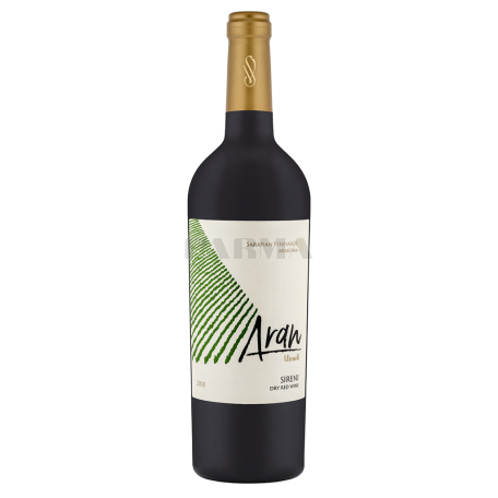 Գինի «Առան» անապակ, կարմիր 750մլ