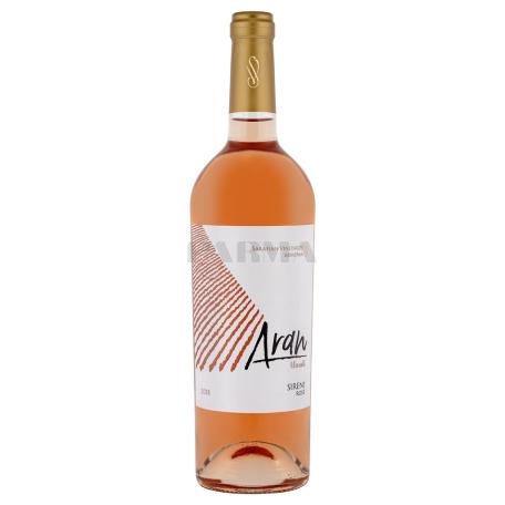 Գինի «Առան» անապակ, վարդագույն 750մլ
