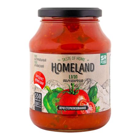 Լեչո «Homeland» 550գ
