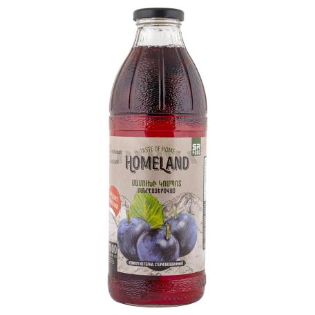 Կոմպոտ «Homeland» մամուխ 1լ