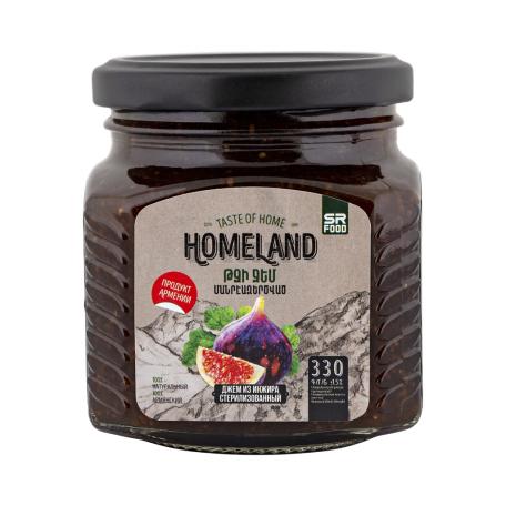 Ջեմ «Homeland» թուզ 330գ