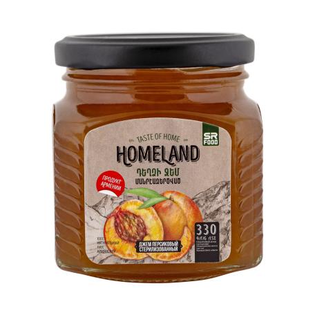 Ջեմ «Homeland» դեղձ 330գ