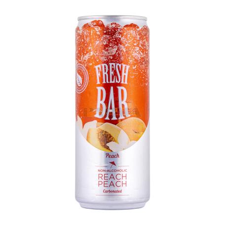 Զովացուցիչ ըմպելիք «Fresh Bar» դեղձ 330մլ