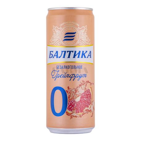 Գարեջրային ըմպելիք «Балтика» թուրինջ 330մլ