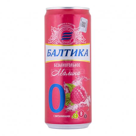 Գարեջրային ըմպելիք «Балтика» ազնվամորի 330մլ