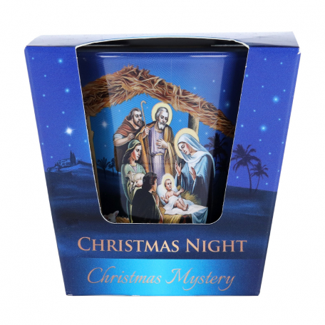 Մոմ «Bartek Christmas Mystery» 115գ