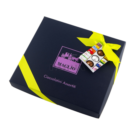 Շոկոլադե կոնֆետներ «Maglio Blue Elegant» 230գ