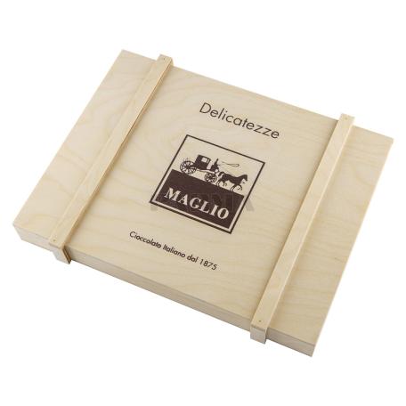 Շոկոլադե կոնֆետներ «Maglio Delicatezze» 500գ