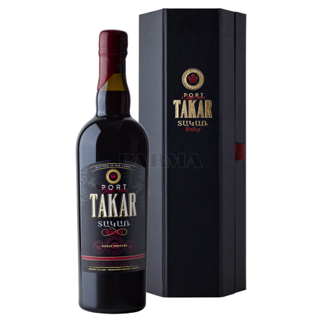Գինի «Տակառ» կարմիր, տուփով 750մլ