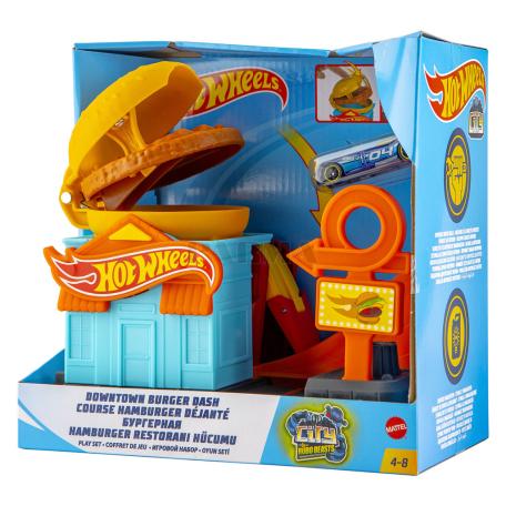Խաղալիք «Hot Wheels City» հավաքածու