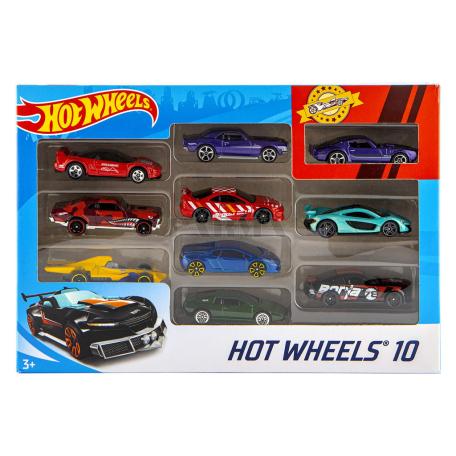Խաղալիք «Hot Wheels» մեքենաներ