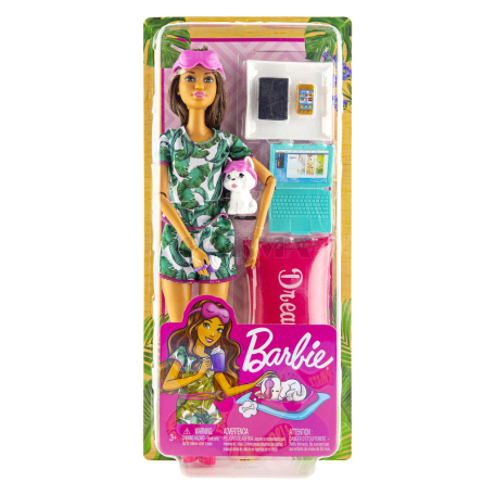 Խաղալիք «Barbie Relaxation»