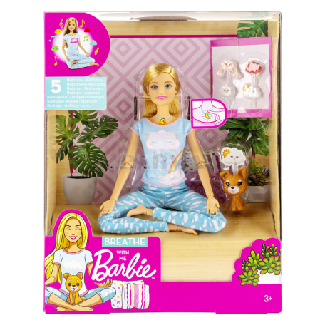 Խաղալիք «Barbie Meditation»