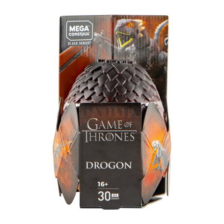 Խաղալիք «Mega Construx Dragon Drogon»