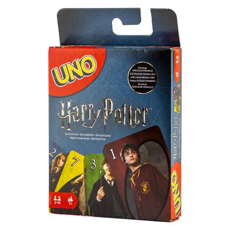 Թղթախաղ «Uno Harry Potter»