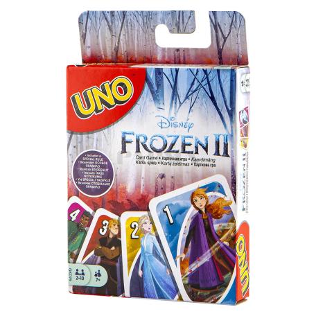 Թղթախաղ «Uno Disney Frozen 2»