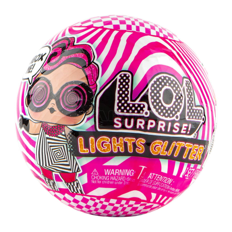 Խաղալիք «L.O.L. Surprise Lights Glitter»