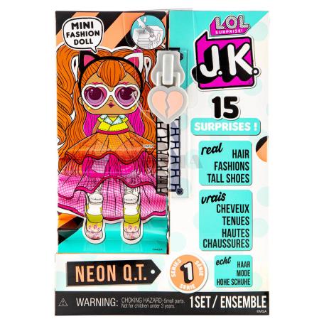 Խաղալիք «L.O.L. Surprise J.K. Neon Q.T.»
