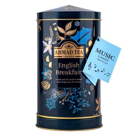 Թեյ «Ahmad Twilight Round Music Caddy English Breakfast» 80գ