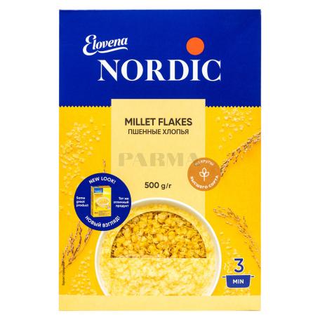 Փաթիլներ կորեկի «Nordic» 500գ