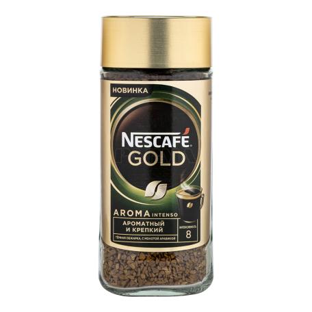 Սուրճ լուծվող «Nescafe Gold Aroma Intenso» 85գ