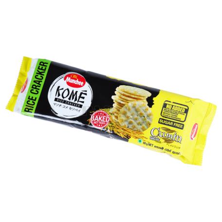 Կրեկեր «Munchee Kome Rice» չամանով 90գ