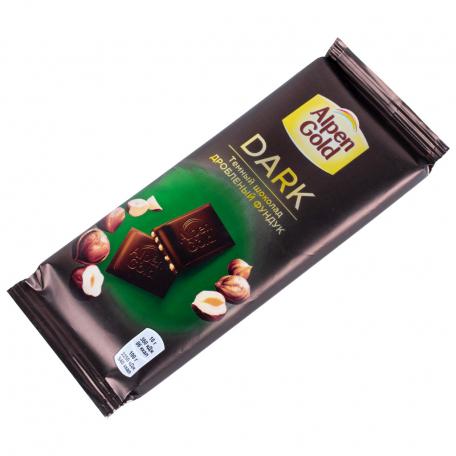 Շոկոլադե սալիկ «Alpen Gold» պնդուկ կոտրած 80գ