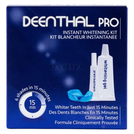 Գել ատամների «Deenthal Pro» սպիտակեցնող 15մլ