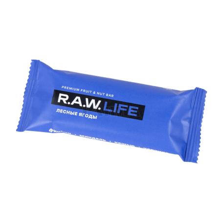 Բատոն «R.A.W. Life» անտառային հատապտուղներ 47գ