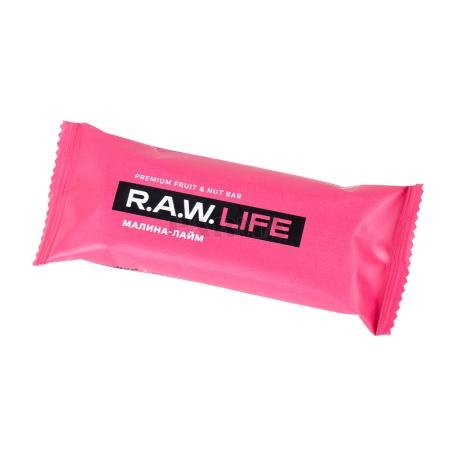 Բատոն «R.A.W. Life» ազնվամորի, լայմ 47գ