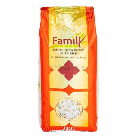 Բրինձ «Family tree» բասմատի 1000գ