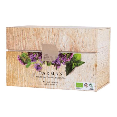 Թեյ «Darman Whole Leaf Herbal» հավաքածու 80գ