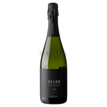 Գինի փրփրուն «Keush Blanc de Blacs Extra Brut» 750մլ