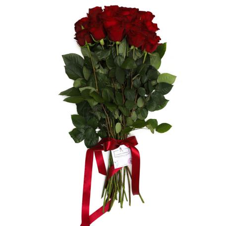Ծաղկեփունջ «19 Կարմիր Վարդ»