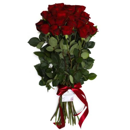 Ծաղկեփունջ «21 Կարմիր Վարդ»
