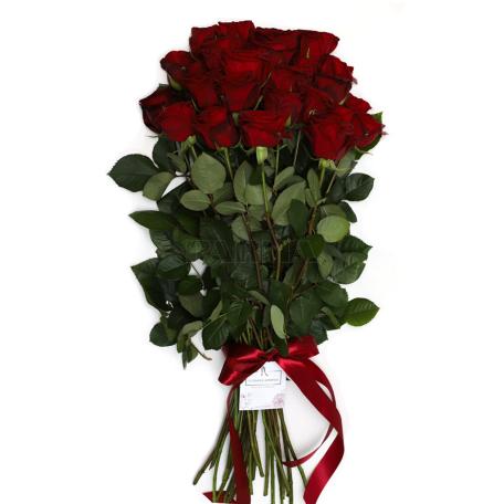 Ծաղկեփունջ «25 Կարմիր Վարդ»