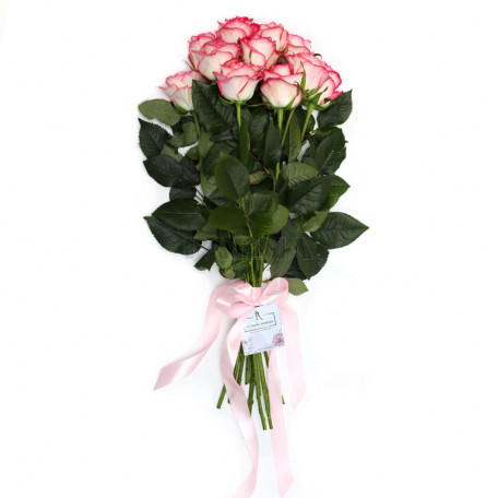 Ծաղկեփունջ «11 Վարդագույն Վարդ»