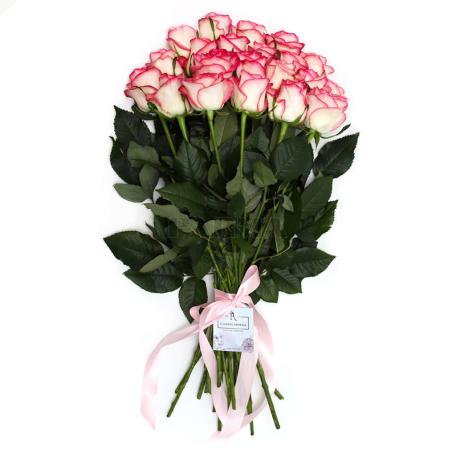 Ծաղկեփունջ «21 Վարդագույն Վարդ»