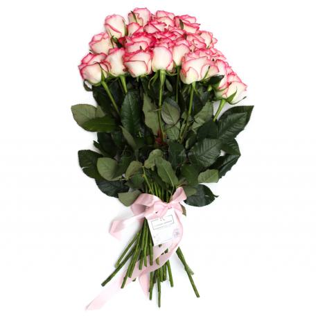 Ծաղկեփունջ «25 Վարդագույն Վարդ»