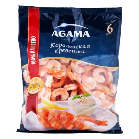 Մանր ծովախեցգետին «Agama Королевская N6» 850գ