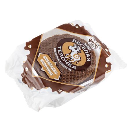 Վաֆլի «Дымка» կաթնային, շոկոլադե 150գ