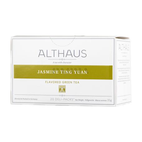 Թեյ «Althaus Jasmine Ting Yuan» 35գ