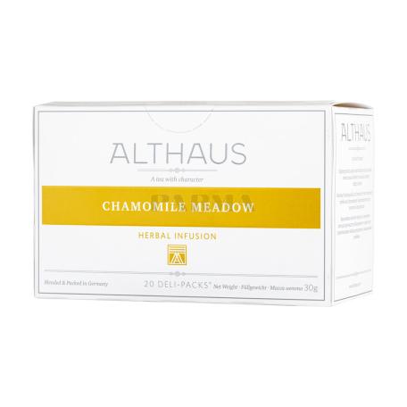 Թեյ «Althaus Chamomile Meadow» 30գ