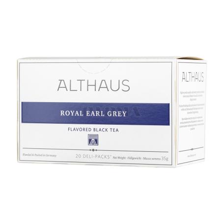 Թեյ «Althaus Royal Earl Grey» 35գ