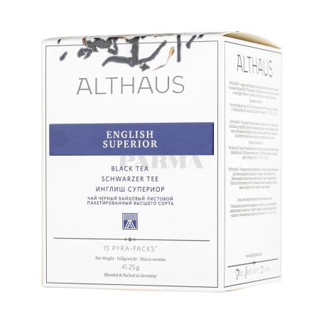 Թեյ «Althaus English Superior» 41.25գ