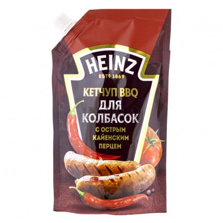 Կետչուպ «Heinz BBQ» կծու 350գ