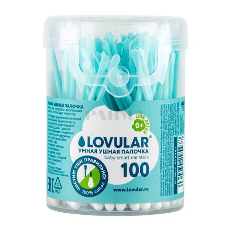 Ականջի ձողիկներ «Lovular» 100հատ