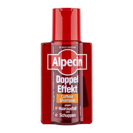 Շամպուն «Alpecin Coffeine Doppel Effekt» 200մլ