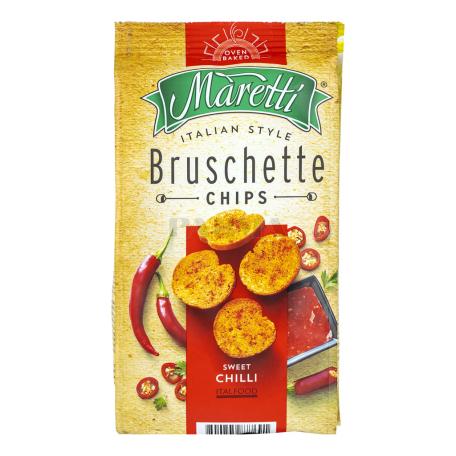 Չորահաց «Maretti» քաղցր չիլի 70գ
