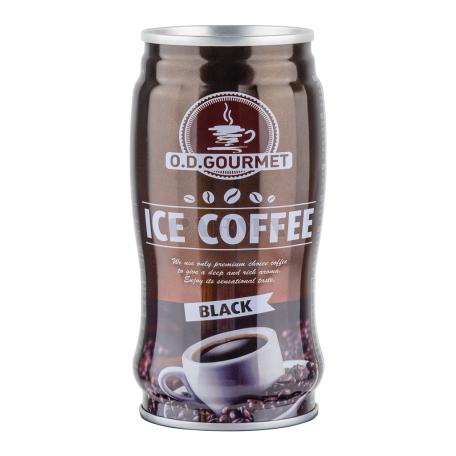 Սուրճ սառը «O.D. Gourmet Black» 240մլ